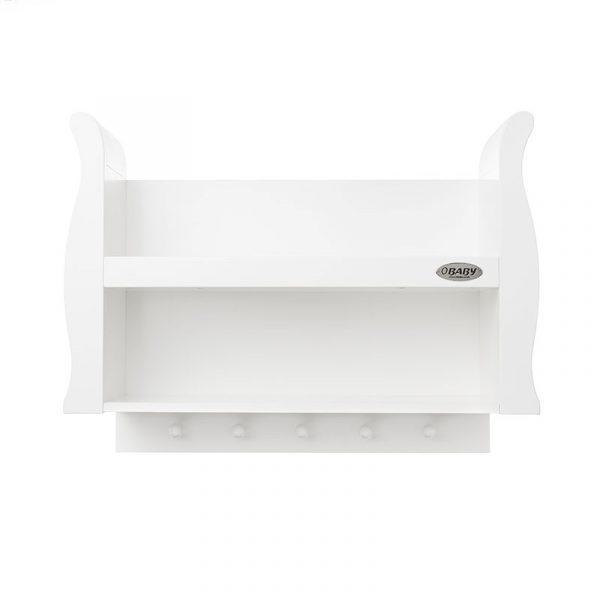 Stamford Wall Shelf - White