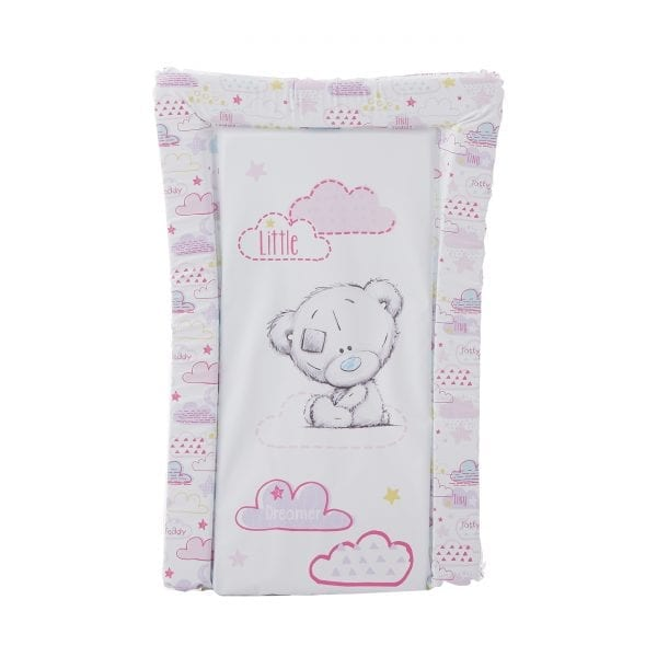 Tiny Tatty Teddy Changing Mat - Pink